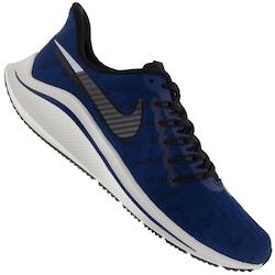 Tênis Nike Air Zoom Vomero 14 - Masculino - AZUL ESC/PRETO
