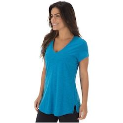 Camiseta adidas ID Winners VT Feminina AZUL CLARO