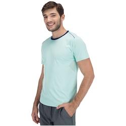 Camiseta Oxer Laser - Masculina - Aqua