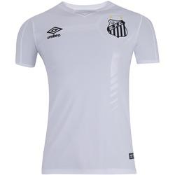 Camisa do Santos I 2019 Umbro - Masculina - BRANCO