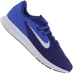 Tênis Nike Downshifter 9 - Júnior - AZUL/BRANCO