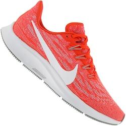 Tênis Nike Air Zoom Pegasus 36 - Masculino - Coral/Branco