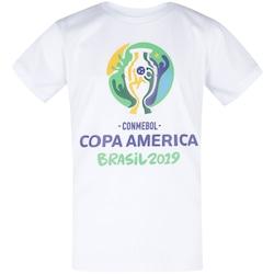 Camiseta Adams Taça 2019 - Infantil - BRANCO