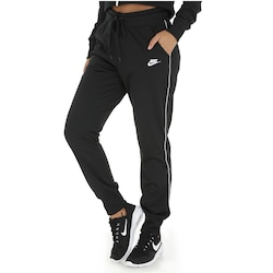 Calça Nike Heritage Jogger PK - Feminina - PRETO/BRANCO