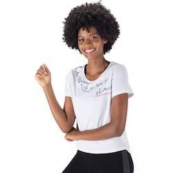 Camiseta Oxer Chance - Feminina - BRANCO