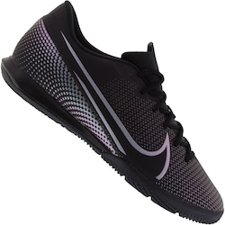 Chuteira Futsal Nike Mercurial Vapor 13 Academy IC - Adulto - PRETO