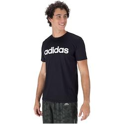 Camiseta adidas D2M AR Sof LG Masculina PRETO