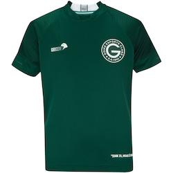 Camisa do Goiás I 2019 Green - Infantil - VERDE