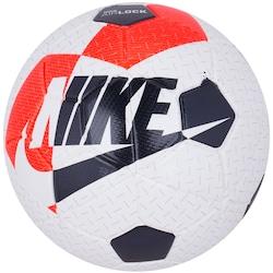 Bola de Futebol de Campo Nike Airlock Street X - BRANCO/PRETO