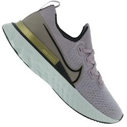 Tênis Nike React Infinity Run FK - Feminino - ROXO CLARO