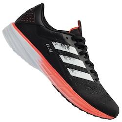 Tênis adidas SL20 - Masculino - Preto/Coral