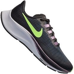 Tênis Nike Air Zoom Pegasus 37 - Feminino - PRETO/VERDE