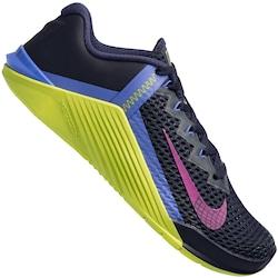 Tênis Nike Metcon 6 - Feminino - AZUL ESCURO