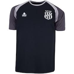 Camisa da Ponte Preta Concentração 2020 11.08 - Masculina - PRETO/CINZA