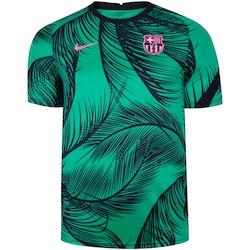 Camisa de Treino Barcelona 20/21 Nike - Masculina - VERDE