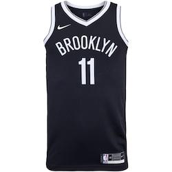 Camisa Regata Nike NBA Brooklyn Nets 7 - Masculina - PRETO