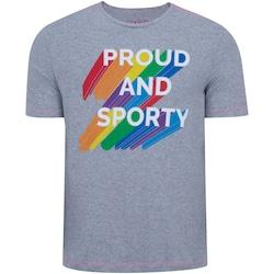 Camiseta Oxer Pride - Feminina - MESCLA