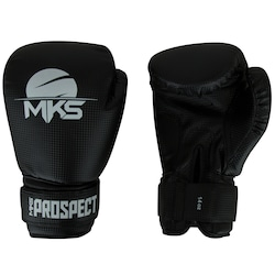 Luvas de Boxe MKS Prospect - 14 Oz - Adulto - PRETO