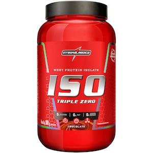 Whey Protein ISO Premium Integralmédica - Chocolate - 907g