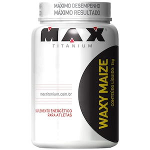 Waxy Maize 1Kg - Natural - Max Titanium