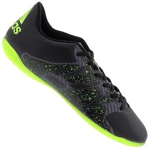65ca2e0ea367a Chuteira de Futsal adidas X 15.4 IN