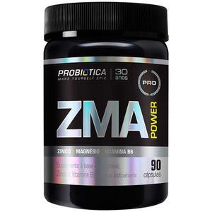 ZMA Probiótica Power - 90 Cápsulas