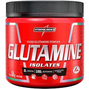 Glutamine Isolates Integralmédica - 150g