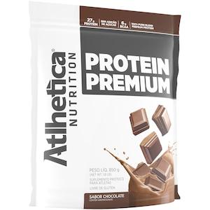 Whey Protein Atlhetica Premium - Chocolate - 850g