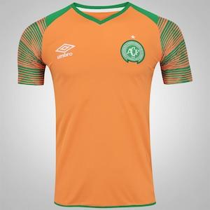 Camisa de Goleiro da Chapecoense 2017 Umbro - Masculina