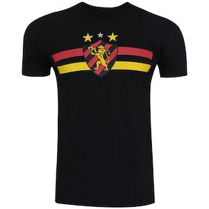 Camiseta do Sport Recife Logo - Masculina