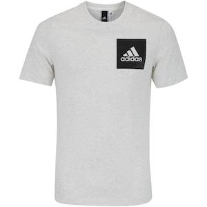 Camiseta adidas Ess Chest Logo - Masculina