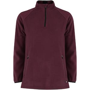 Blusa de Frio Fleece Nord Outdoor Bicolor - Feminina