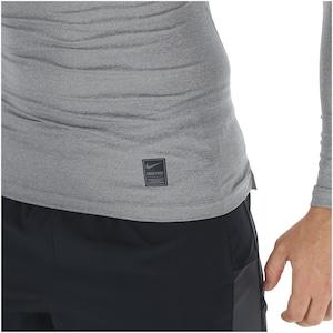 3e76d0297938 Camisa de Compressão Manga Longa Nike Pro LS - Masculina - Flamengo Loja