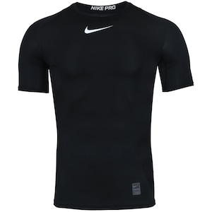 58b398e7c04c Camisa de Compressão Nike Pro Top SS - Masculina