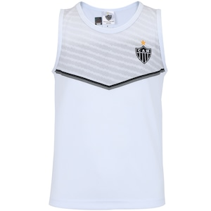 Camiseta Regata do Atlético-MG Cover - Infantil
