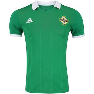 Camisa Irlanda I 2018 adidas - Masculina