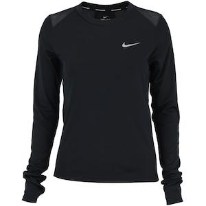 Camiseta Manga Longa Nike Miler LS - Feminina