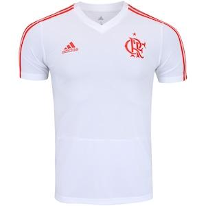 Camisa de Treino do Flamengo 2018 adidas - Masculina eaa3b2980ccbf