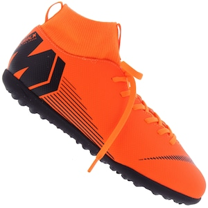 5e70472bbb Chuteira Society Nike Mercurial Superfly X 6 Club TF - Infantil