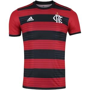d96ae8d258642 Camisa do Flamengo I 2018 adidas - Masculina