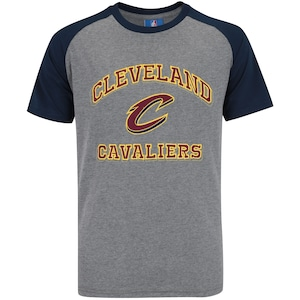 Camiseta NBA Cleveland Cavaliers 17 Bordado - Masculina