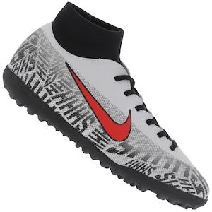 2dad3a81d522c Chuteira Society Nike Mercurial Superfly X 6 Club Neymar Jr. TF - Adulto