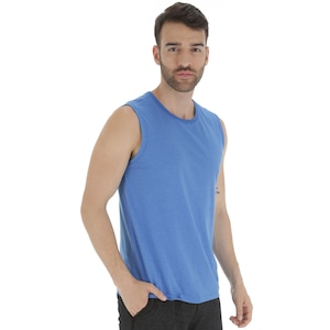 Camiseta Regata Oxer Sound New - Masculina