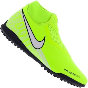 Chuteira Society Nike Phantom VIVSN Academy DF TF - Adulto
