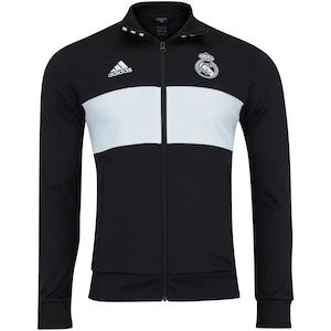 Jaqueta Real Madrid 3S 18/19 adidas - Masculina