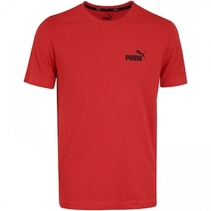 Camiseta Puma Essentials Small Logo - Masculina