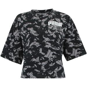Camiseta Puma Modern Sport Sweat - Feminina