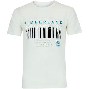 Camiseta Timberland Morse Code - Masculina