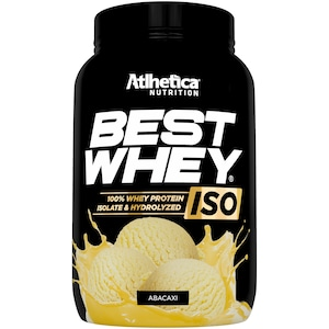 Best Whey Iso Atlhetica - Abacaxi - 900g