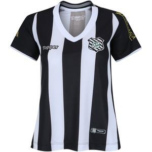 Camisa do Figueirense I 2018 Topper - Feminina